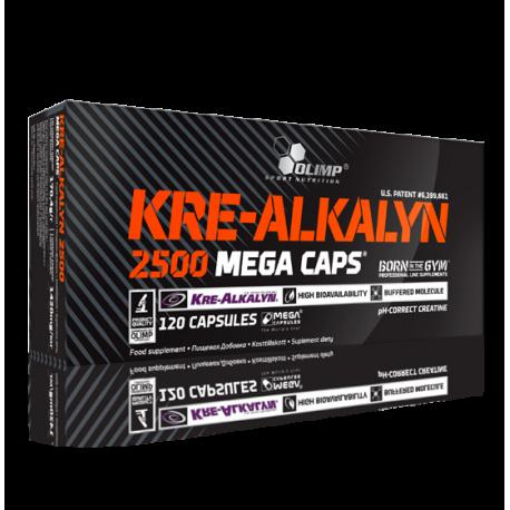 Kre-Alkalyn 2500 (120 Mega Caps) - Olimp Sport Nutrition