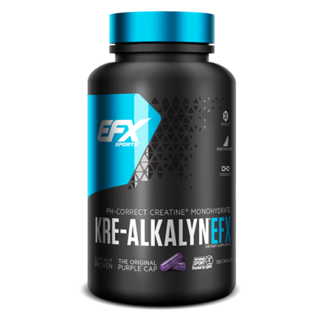 Kre Alkalyn (120 Caps) - EFX