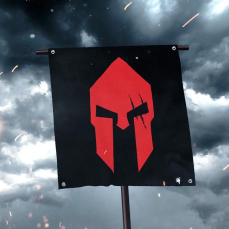 Kriegsbanner (Spartan) - Gods Rage