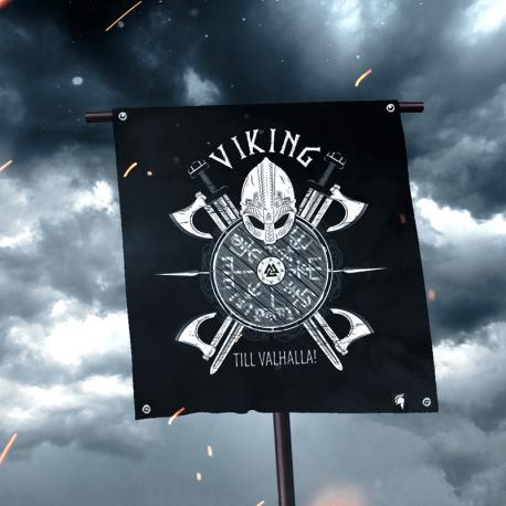 Kriegsbanner (Viking) - Gods Rage