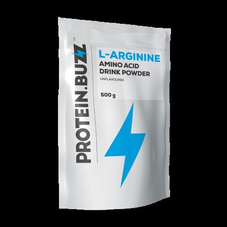 L-Arginine (500g) - ProteinBuzz