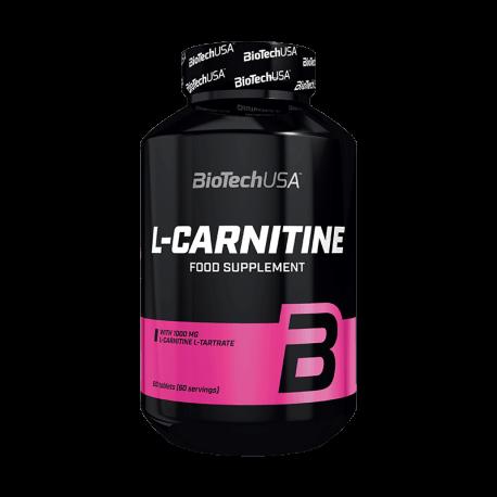 L – Carnitine - Biotech USA