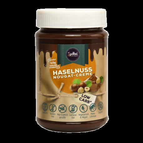 Haselnuss Nougat-Creme - Soulfood LowCarberia