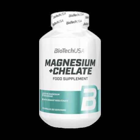 Magnesium + Chelate - Biotech USA