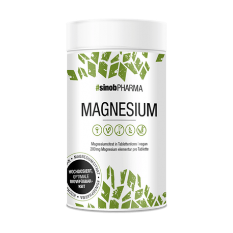 Magnesium Citrat - Blackline 2.0