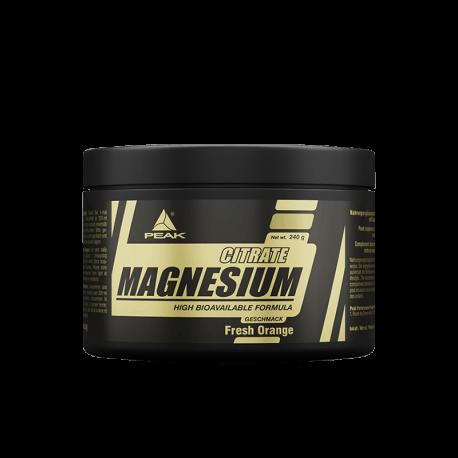 Magnesium Citrat - Peak