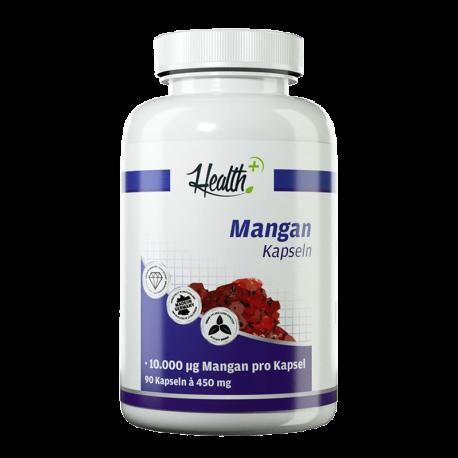 Mangan Health+ - Zec+