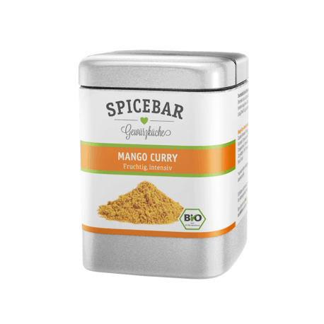 Mango Curry Bio - Spicebar
