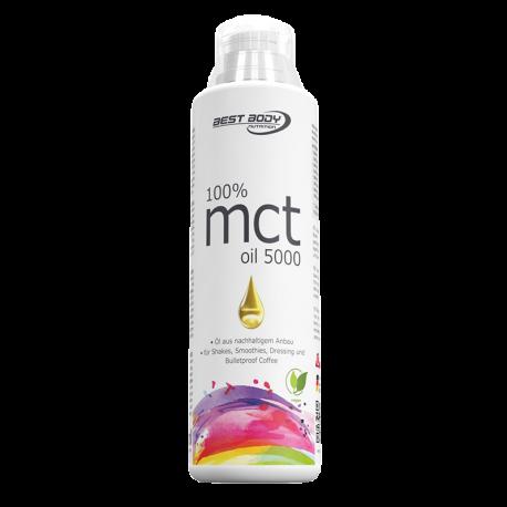 MCT Oil 5000 - Best Body Nutrition