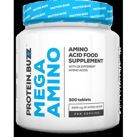 Mega Amino - ProteinBuzz
