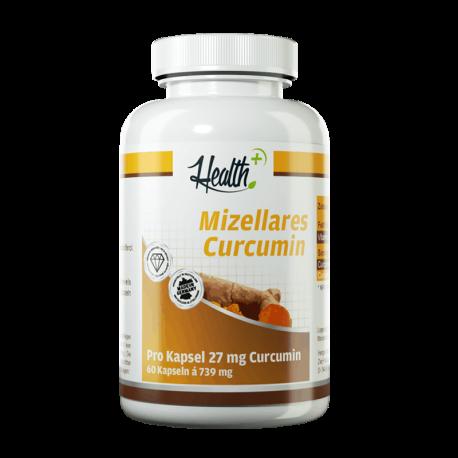 Mizellares Curcumin Health+ - Zec+