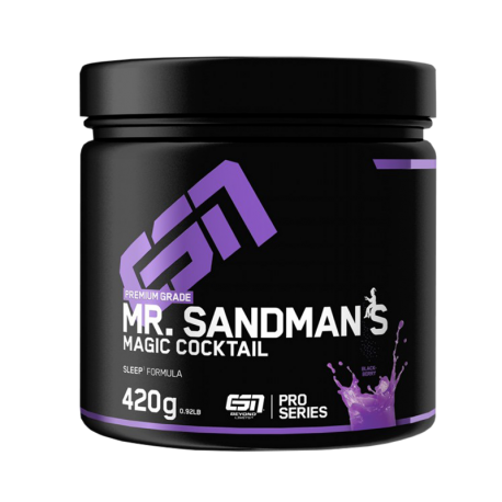 Mr. Sandman's Magic Cocktail - ESN