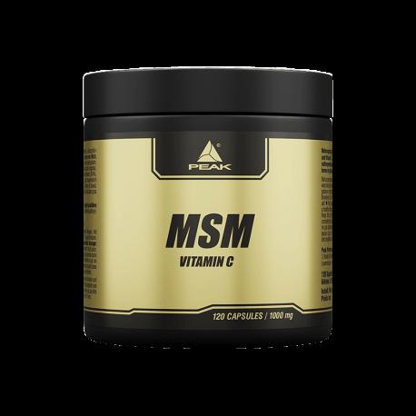 MSM - Peak