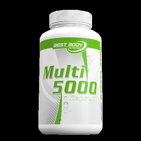 Multi 5000 - Best Body Nutrition