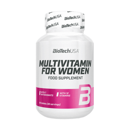 Multivitamin For Women - Biotech USA