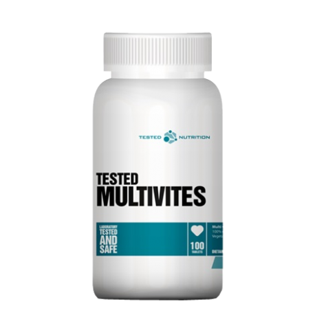 Multivites - Tested Nutrition