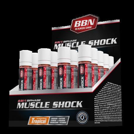 Muscel Shock 2in1 20x20ml - BBN Hardcore