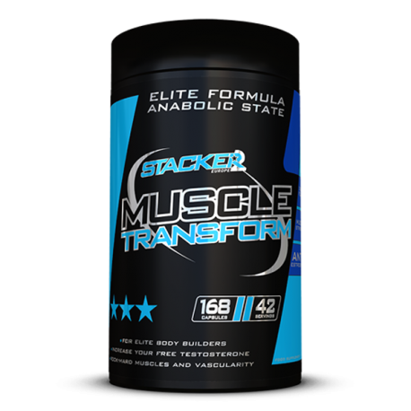 Muscle Transform - Stacker 2