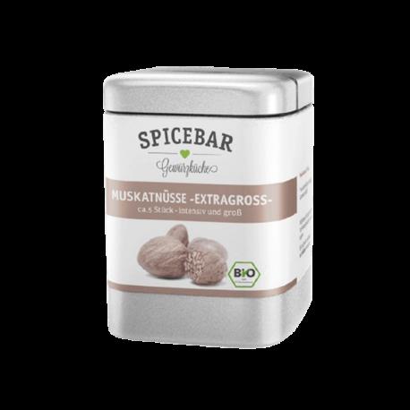 Muskatnüsse Bio - Spicebar