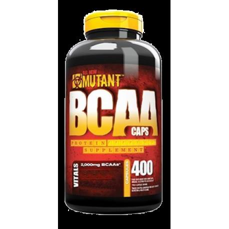 BCAA (400 Caps) - Mutant