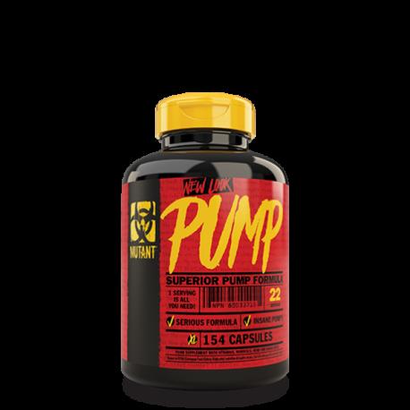 Mutant Pump EU (154 Caps) - Mutant