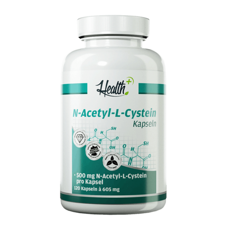 N-Acetyl L-Cystein Health+ - Zec+