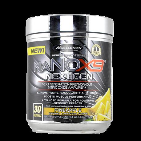 naNO X9 Next Gen - Muscle Tech