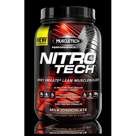 Nitro-Tech Performance Series - Muscle Tech