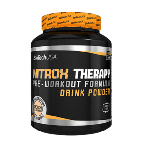 Nitrox Therapy - Biotech USA