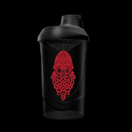 Odin Shaker Black/Red (600ml) - Gods Rage