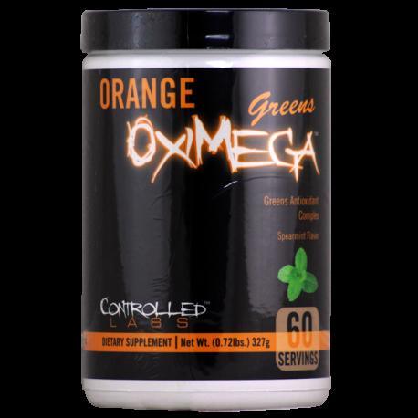 Orange OxiMega Greens - Controlled Labs