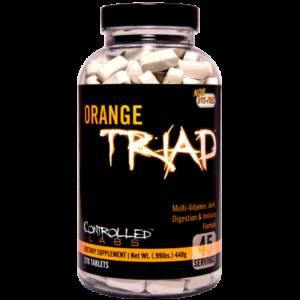 Orange Triad - Controlled Labs