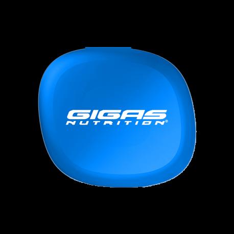 Pill Box Blue - Gigas Nutrition
