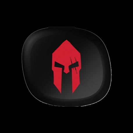 Pill Box Spartan Black - Gods Rage