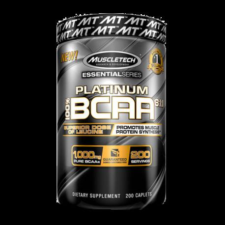 Platinum BCAA 8:1:1 - Muscle Tech