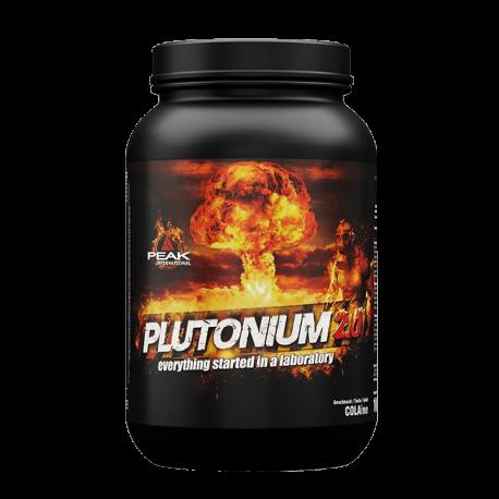 Plutonium 2.0 - Peak