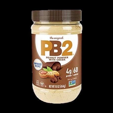 Powdered Peanut Butter Cocoa 454g - PB2