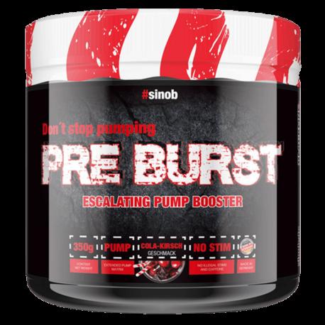 Pre Burst - Blackline 2.0