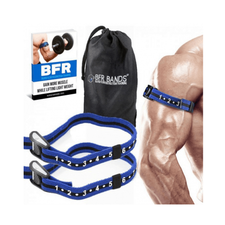 Pro Slim Occlusion Training Bands - BFR Bands