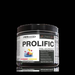 Prolific - PES