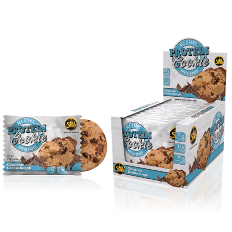 Protein Cookie 12x75g - All Stars
