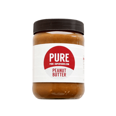 Pure Peanut Butter - Pure Superfoods