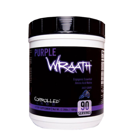 Purple Wraath - Controlled Labs