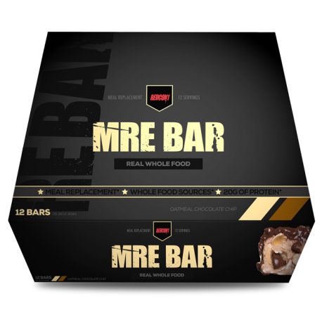 MRE Bar 12x 67g - RedCon1