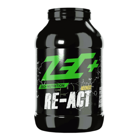 Re-Act (1800g) - Zec+