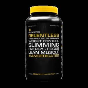 Relentless - Dedicated