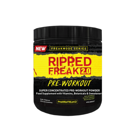 Ripped Freak 2.0 - PharmaFreak