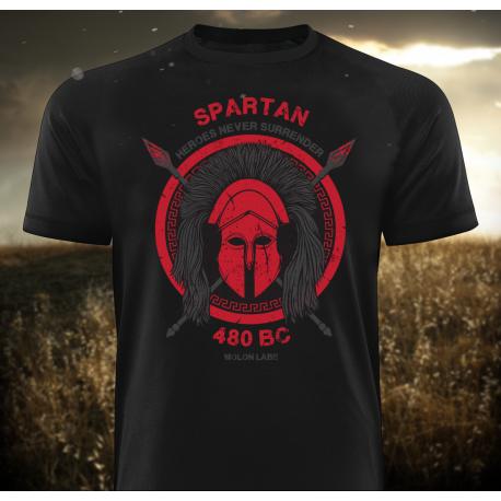 Spartan 480 B.C T-Shirt - Gods Rage