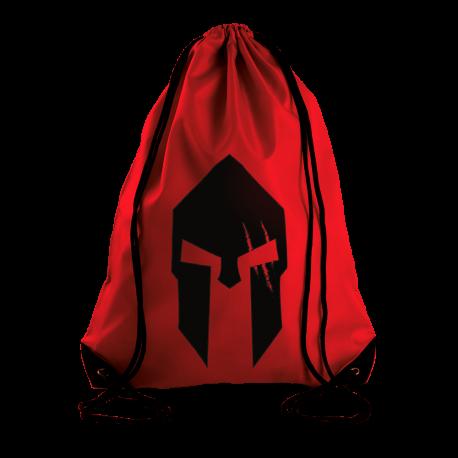 Spartan Gymbag Red  - Gods Rage