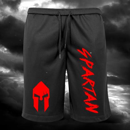 Spartan Mesh Shorts - Gods Rage